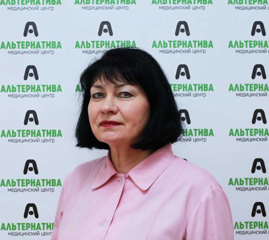 Ильинская Александра Федоровна