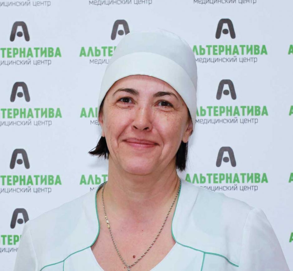 Счеснюк Лидия Александровна