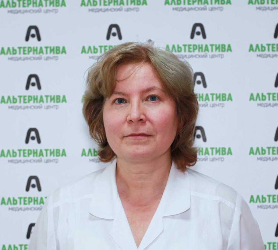 Степанова Елена Юрьевна