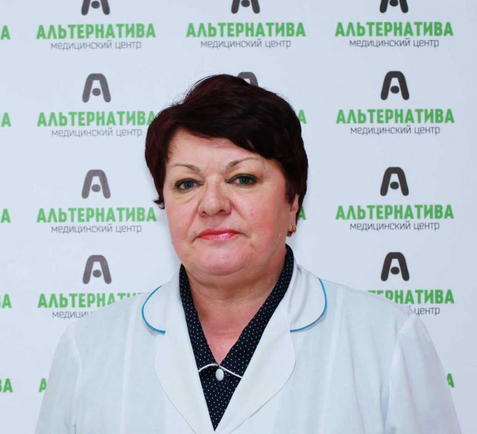 Орленко Надежда Александровна